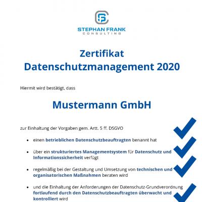 SFC-DS-Zertifikat2020